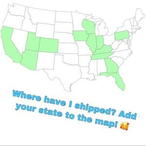 Other - Shipping locations!